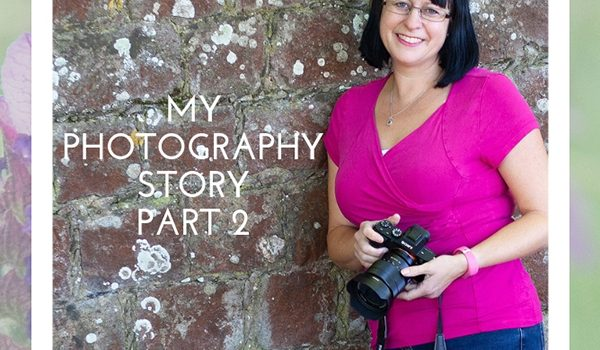 Photograph of Jane Mucklow by Manjit Sohal - featured post for My Photography Story part 2 by Jane Mucklow Photography