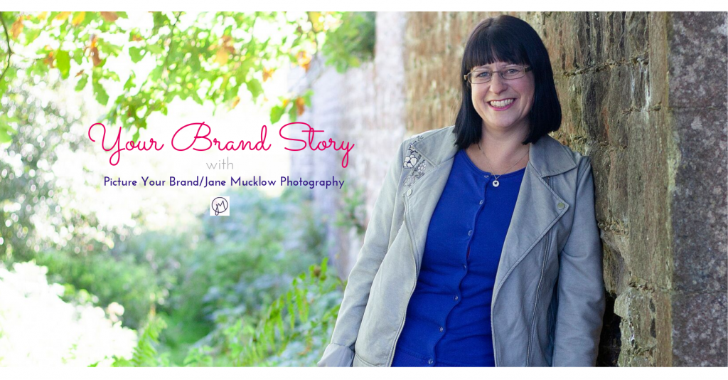 Fecebook group Your Brand Story cover photo, photo of Jane Mucklow