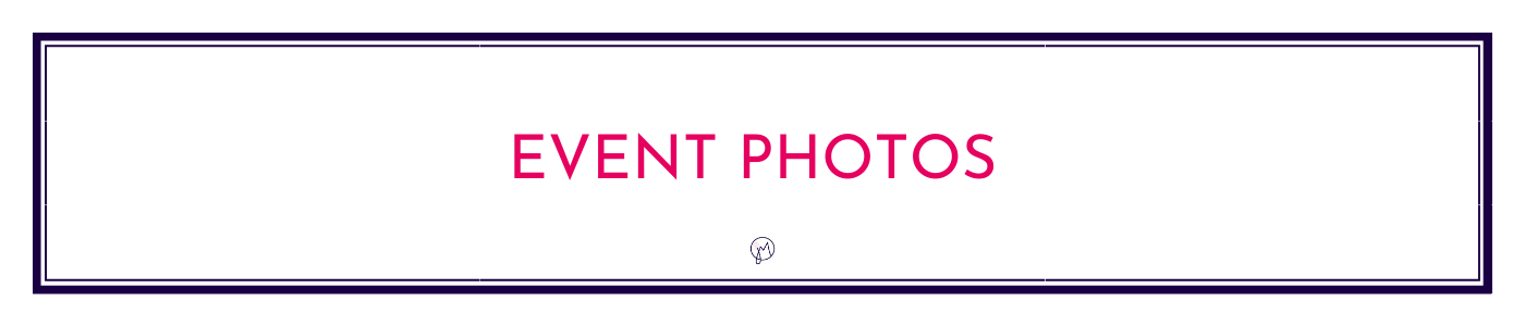 Button or page title for Event Photos info by Jane Mucklow / Picture Your Brand