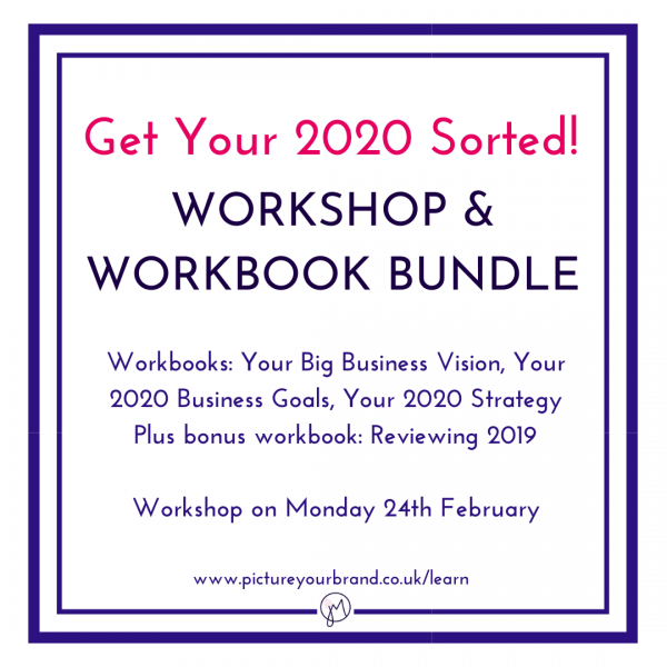 Featured image for Business Planning Strategy Workshop and Workbook bundle by Jane Mucklow