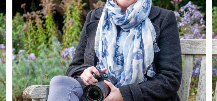 Photo of Jane Mucklow Picture Your Brand, blog post featured image for Entrepreneur Against The Odds
