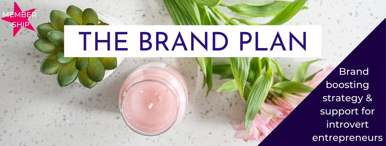 Jane Mucklow Picture Your Brand, The Brand Plan membership image
