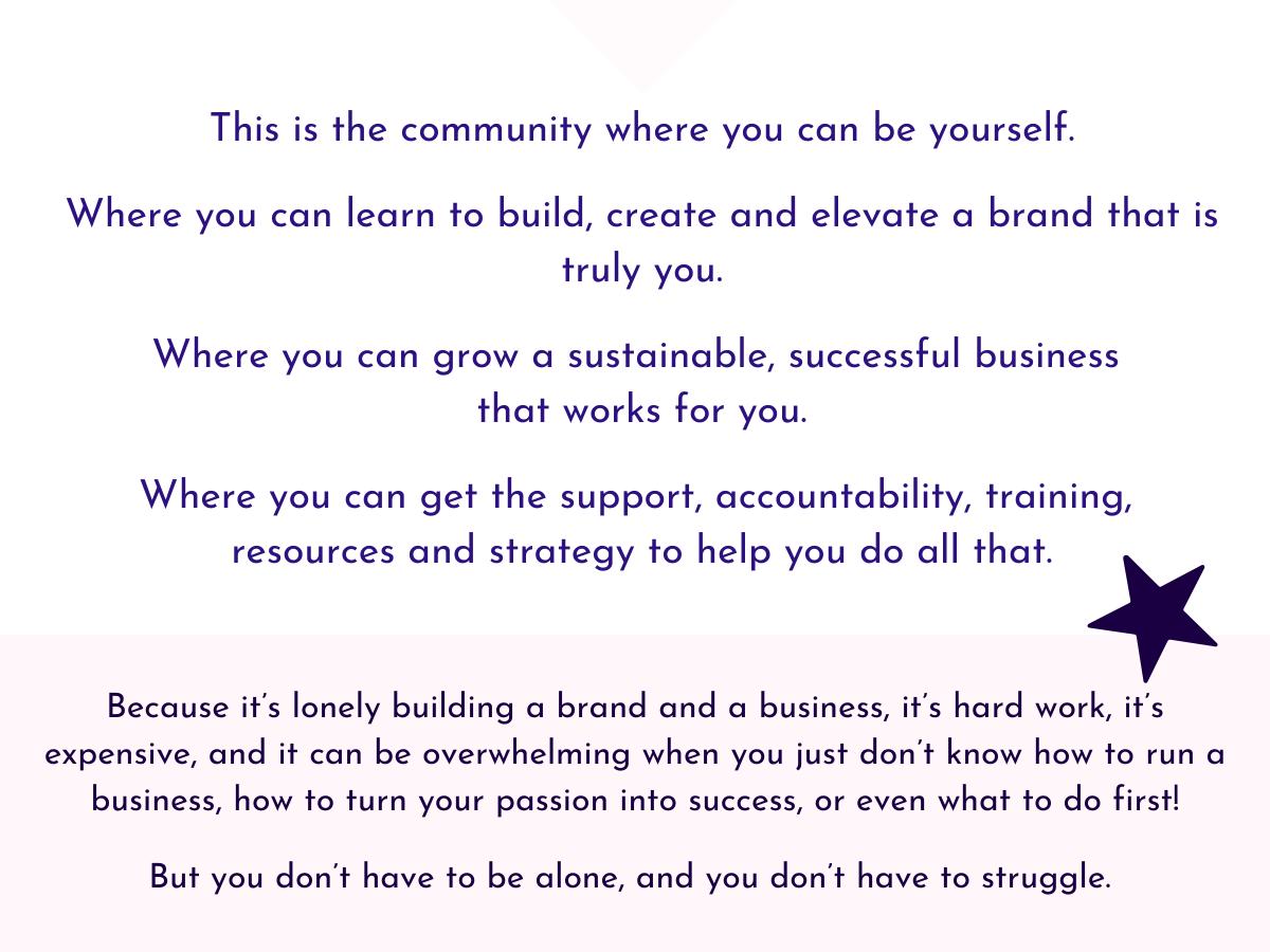 The Brand Plan membership info graphic 2
