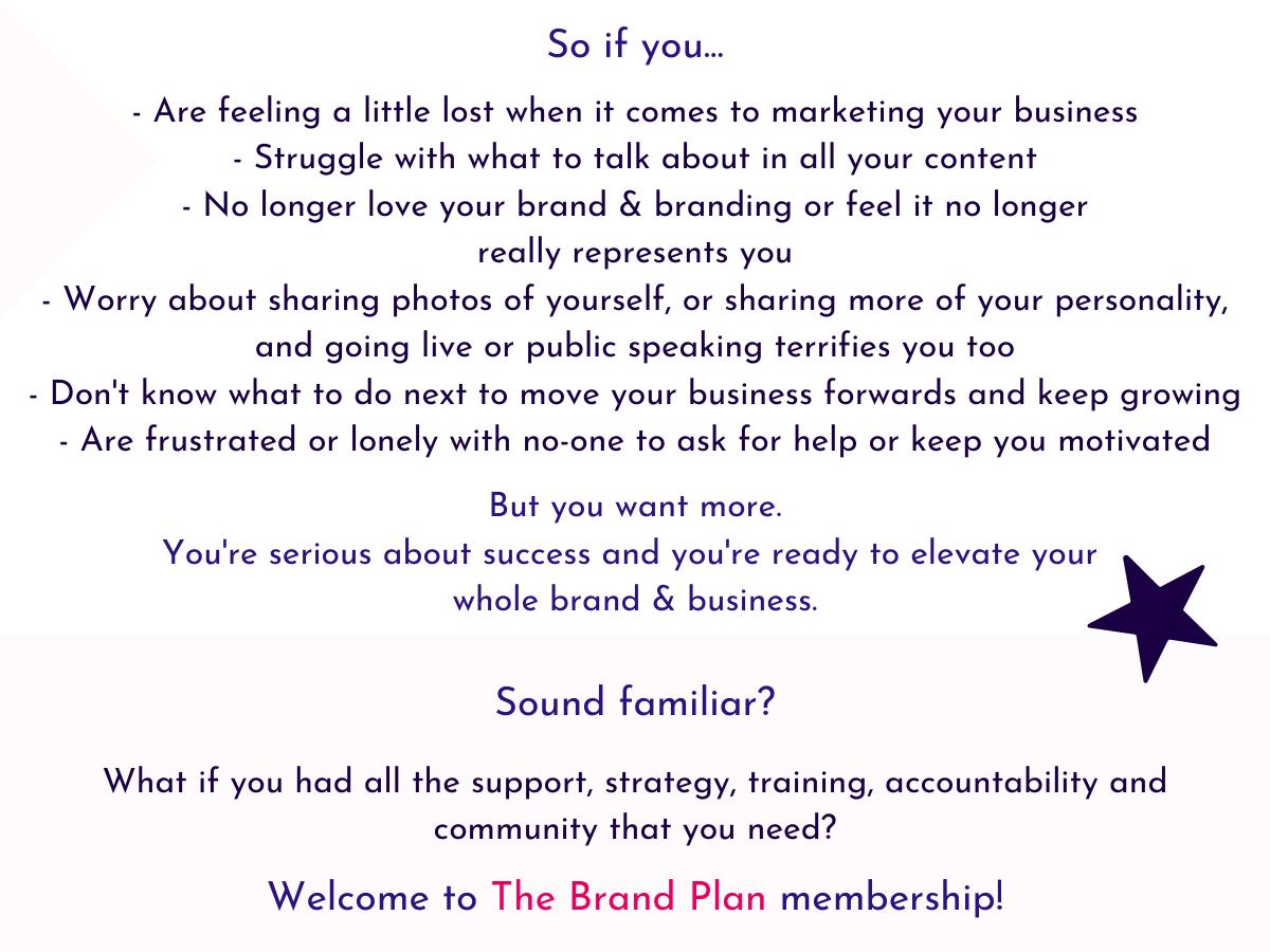 The Brand Plan membership info graphic 7