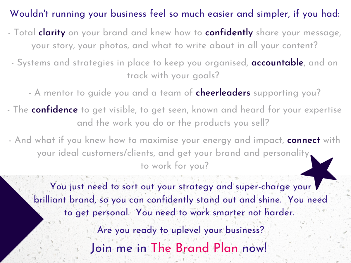 The Brand Plan membership info graphic 8